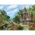 Puzzle  Clementoni-35048 Old Cottage