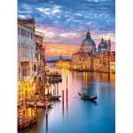 Puzzle  Clementoni-35056 Brilliant Venice