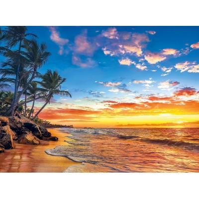 Puzzle Clementoni-35058 Paradise Beach