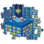 Puzzle  Clementoni-35077 Mordillo - The Dinner