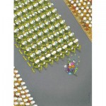 Puzzle  Clementoni-35078 Mordillo - The March