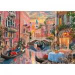Puzzle  Clementoni-36524 Venice