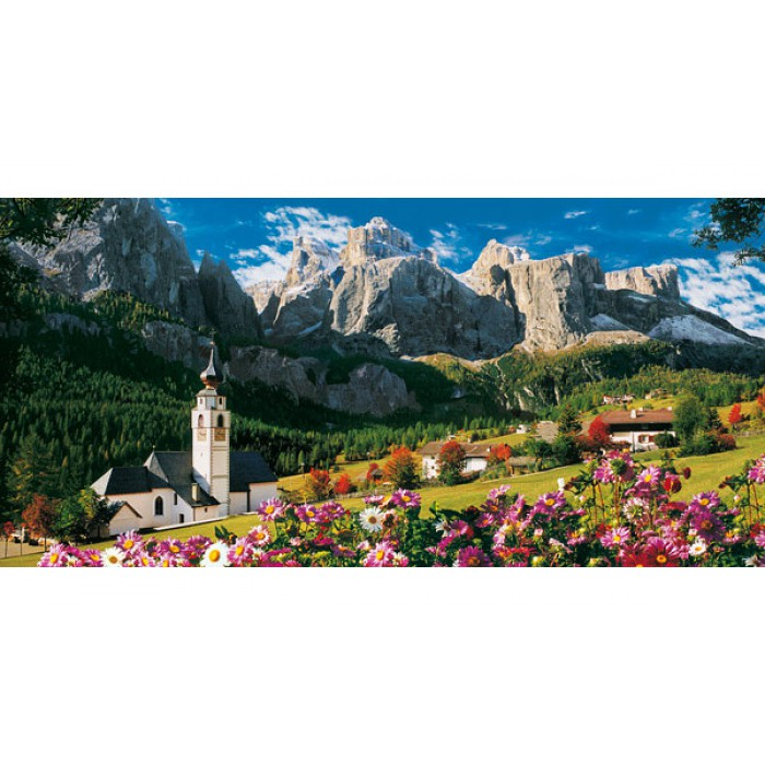 Jigsaw Puzzle - 13200 Pieces - The Dolomites