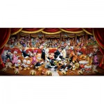 Puzzle  Clementoni-38010 Disney Orchestra