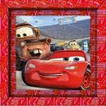 Puzzle  Clementoni-38802 Frame Me Up - Disney Cars