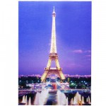 Clementoni-39122 Jigsaw Puzzle - 1000 Pieces - Paris, France