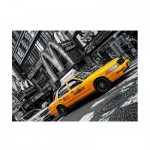 Puzzle  Clementoni-39274 New-York Taxi