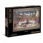Puzzle  Clementoni-39289 Rosselli - The Last Supper