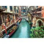 Puzzle  Clementoni-39328 Venice