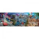 Puzzle  Clementoni-39348 Cars