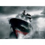 Puzzle  Clementoni-39351 Plisson - Rescue at Sea