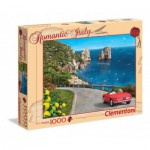 Puzzle  Clementoni-39357 Dominic Davison: Romantic Capri