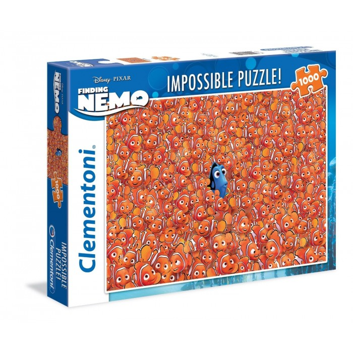 Impossible Jigsaw Puzzle - Finding Dory