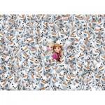 Clementoni-39360 Impossible Jigsaw Puzzle - Frozen
