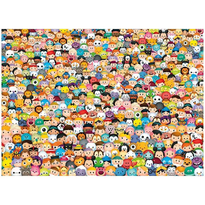 Disney Tsum Tsum - Impossible Puzzle!