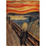 Puzzle  Clementoni-39377 Munch Edvard: The Scream