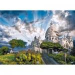Puzzle  Clementoni-39383 Montmartre, Paris, France