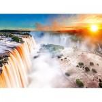 Puzzle  Clementoni-39385 Waterfall