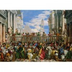 Puzzle  Clementoni-39391 Caliari : Wedding at Cana