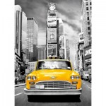 Puzzle  Clementoni-39398 Metallic effect - New York