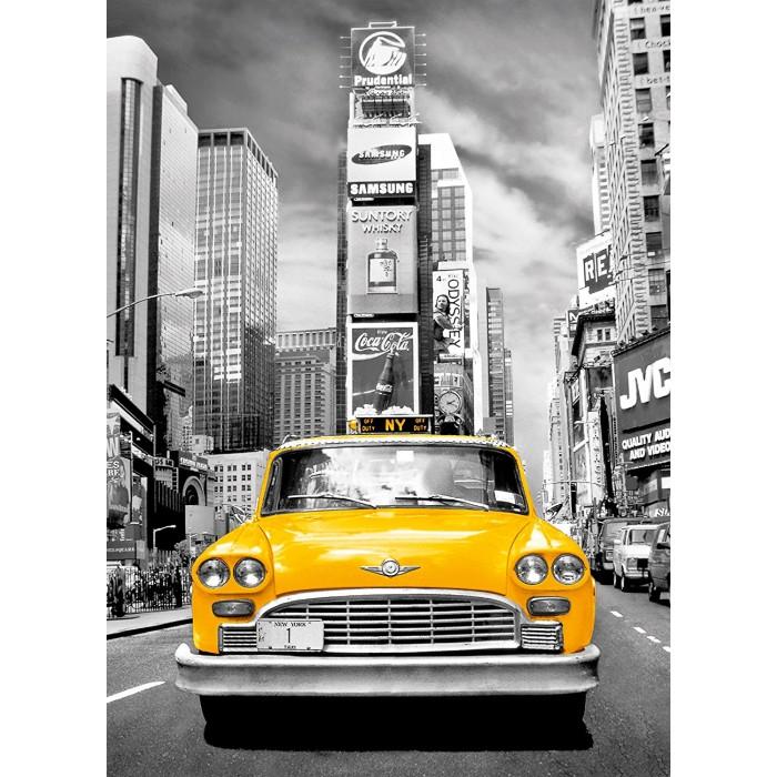 Metallic effect - New York