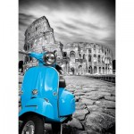 Puzzle  Clementoni-39399 Collosseum in Rome, Italy