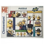 Puzzle  Clementoni-39407 Minions
