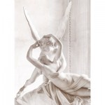 Puzzle  Clementoni-39432 Canova - Amor and Psyche