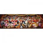 Puzzle  Clementoni-39445 Disney Orchestra