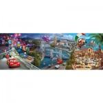 Puzzle  Clementoni-39446 Disney, Cars