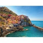 Puzzle  Clementoni-39452 Manarola Cinque Terre Italy