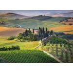 Puzzle  Clementoni-39456 Tuscany, Italy