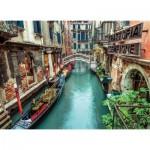 Puzzle  Clementoni-39458 Venice