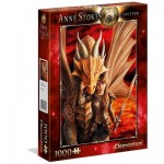 Puzzle  Clementoni-39464 Anne Stokes - Inner Strength