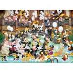Puzzle  Clementoni-39472 Mickey - 90 Years of Magic*