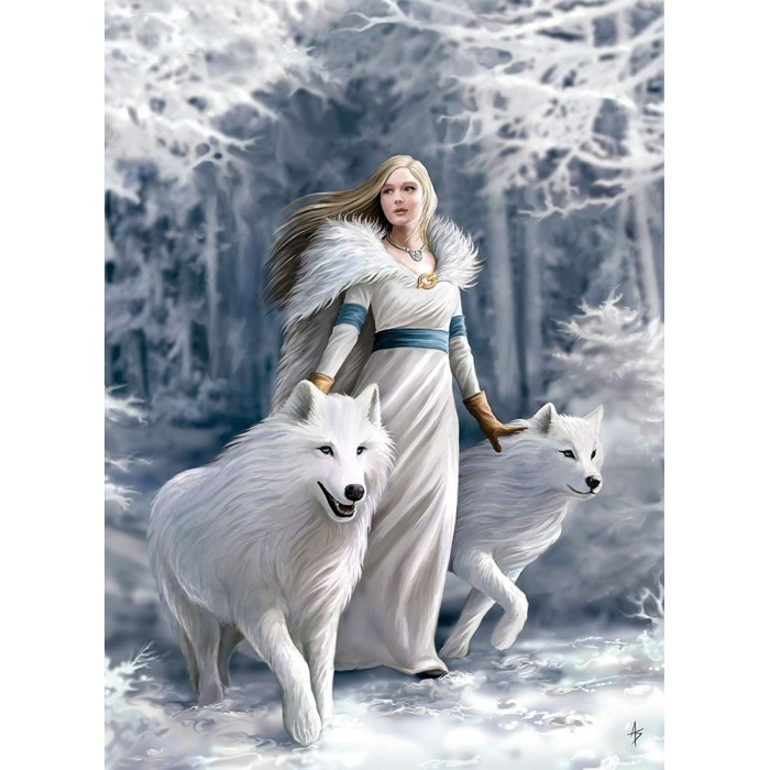 Anne Stokes - Guardians of Winter