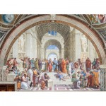 Puzzle  Clementoni-39483 Raphael - The School of Athens