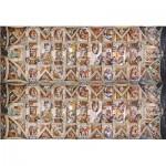 Puzzle  Clementoni-39498 Michelangelo - Sistine Chapel