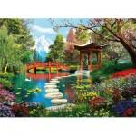 Puzzle  Clementoni-39513 Fuji Garden