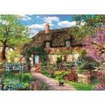 Puzzle  Clementoni-39520 The Old Cottage