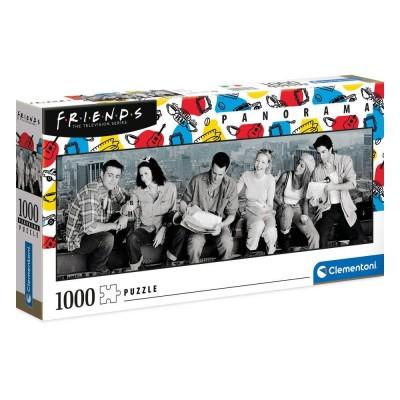 Puzzle Clementoni-39588 Friends