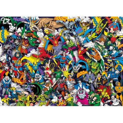 Puzzle Clementoni-39599 DC Comics
