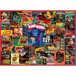 Puzzle  Clementoni-39602 Thriller Classics