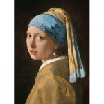 Puzzle  Clementoni-39614 Vermeer Johannes - Girl with a Pearl Earring