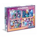 4 Puzzles - Vampirina