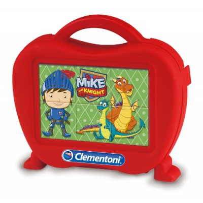 Puzzle Clementoni-40652 Mike the Knight
