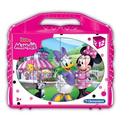 Puzzle Clementoni-41184 Minnie