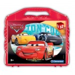 Puzzle  Clementoni-41185 Cars