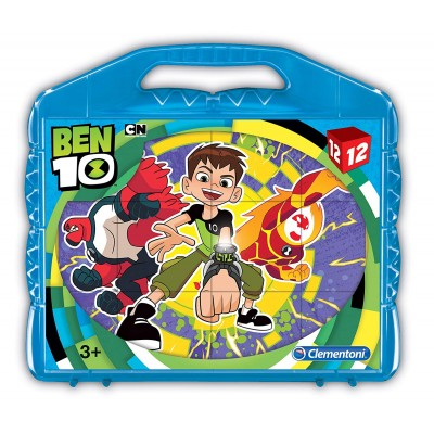 Puzzle Clementoni-41188 Ben 10