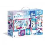 Puzzle  Clementoni-41503 Frozen
